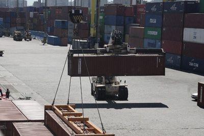Servicios Portuarios - Utilaje