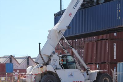 Utilaje - Servicios Logisticos